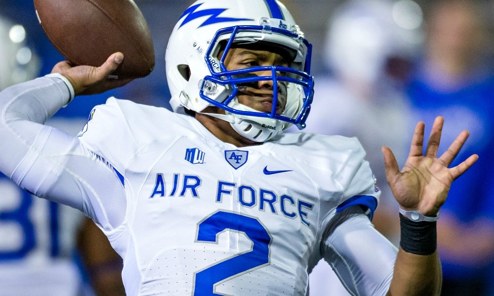 2017 Air Force Falcons Football Schedule Analysis College Football News