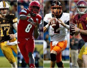 2018 NFL Draft Ten Quarterback Prospects To Watch