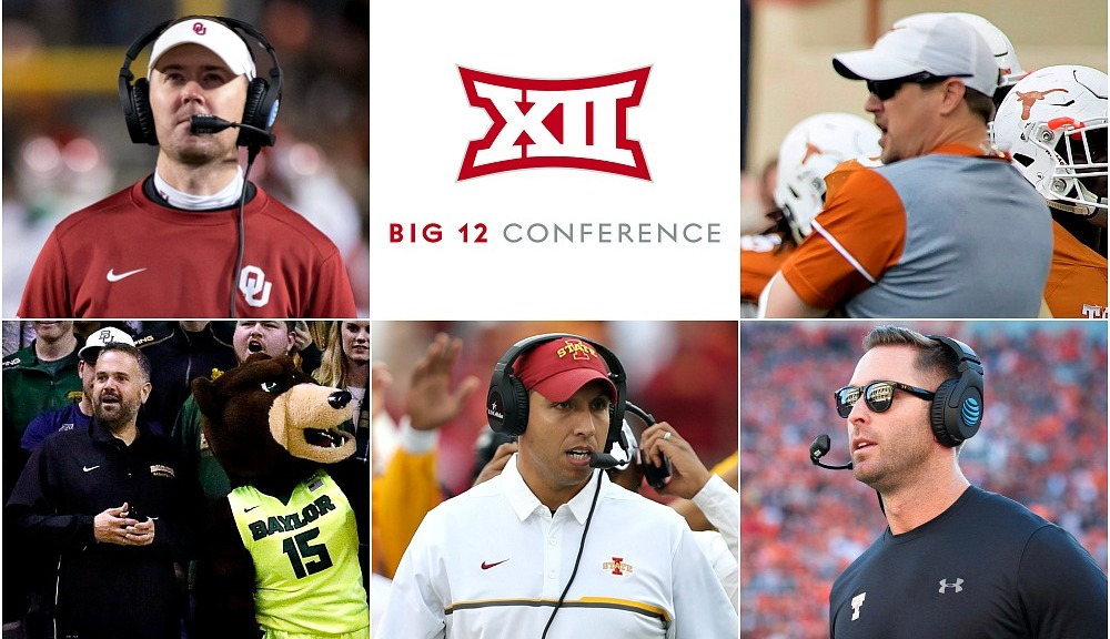 Preview 2017 Big 12 Preview: Young Coaches, New Era ...