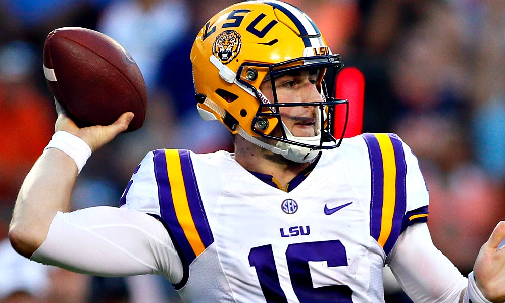 Preview 2017: LSU Tigers | College Football News