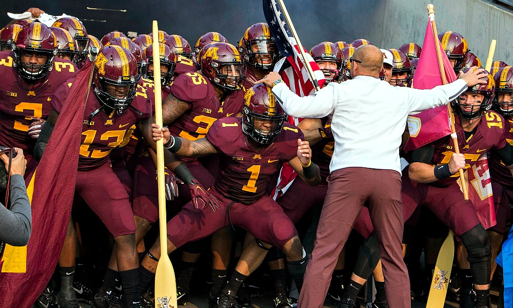 Minnesota Golden Gophers 2018 Football Schedule Analysis