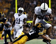Saquon Barkley's Heisman Night?: Penn State 21, Iowa 19