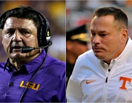 Week 5 Five Thoughts: 1) Why Ed Orgeron & Butch Jones Probably Won't Be Fired