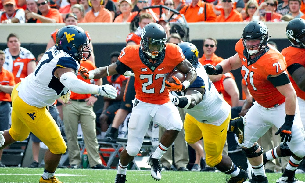 Oklahoma State vs. West Virginia Fearless Prediction ...