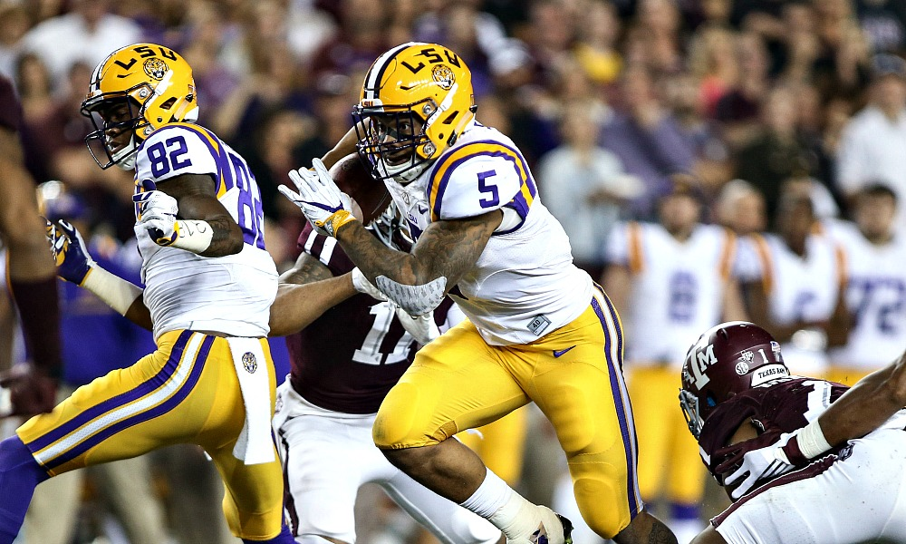 LSU vs. Texas A&M Fearless Prediction & Game Preview