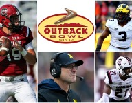 Michigan vs. South Carolina: Outback Bowl Prediction, Game Preview