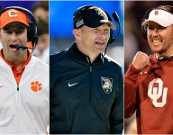 2017 Final Ranking Of All 130 Head Coaches