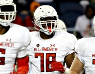 Top OT Nick Petit-Frere Makes His Stunning National Signing Day Decision