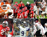 2018 Spring College Football Rankings & Lookaheads: No. 1 to 130