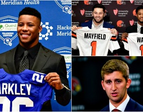 2018 NFL Draft: Ranking All 32 Team Drafts, From The College Perspective
