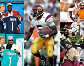 The Greatest Four Year NFL Draft Runs: How Historic Is Alabama's 2018 Class?