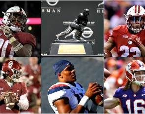 Daily Five: Ranking The Realistic Top Heisman Candidates