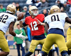 Quarterback Battle Updates: Notre Dame, Nebraska, Texas, UCLA, Baylor