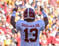 Tua Tagovailoa Turning Pro: Top 5 NFL Draft Projections