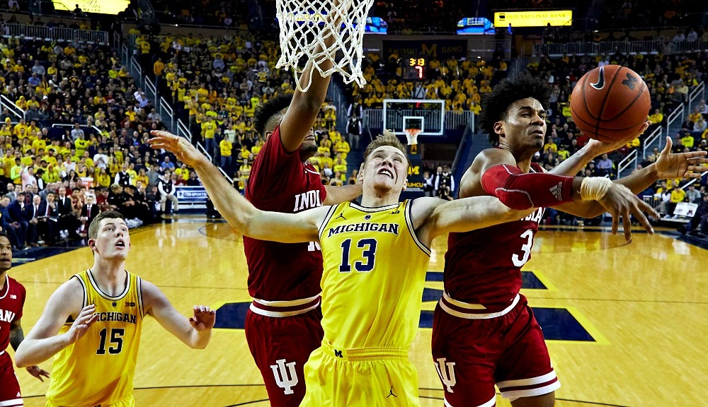 College Basketball Top 25 Fearless Predictions: Sunday