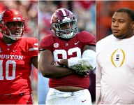 Defensive Tackle Rankings Going Into The 2019 NFL Combine