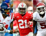 Wide Receiver Rankings At The 2019 NFL Combine