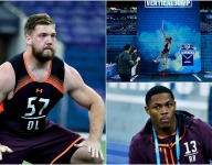 2019 NFL Combine Day 1 Big Things: Running Backs, Offensive Linemen