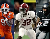 2020 NFL Draft Position Player Rankings: Early Look