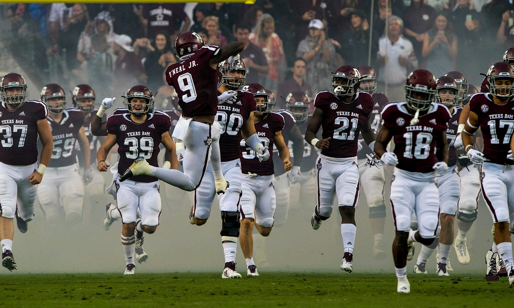 Texas A M Football Preview 5 Things To Know Season Prediction