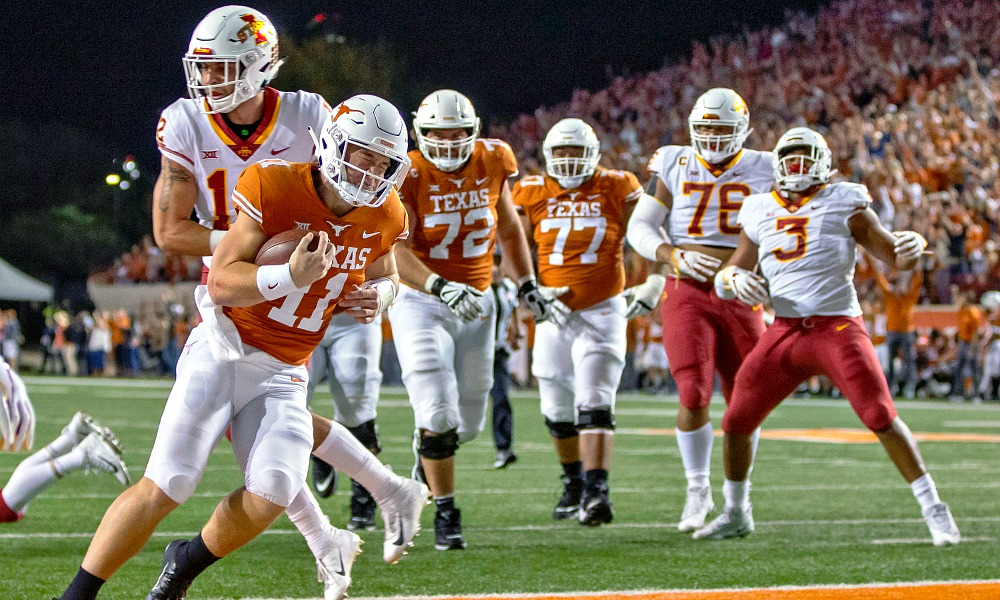 Texas vs iowa state betting predictions for today ulster schools cup betting online