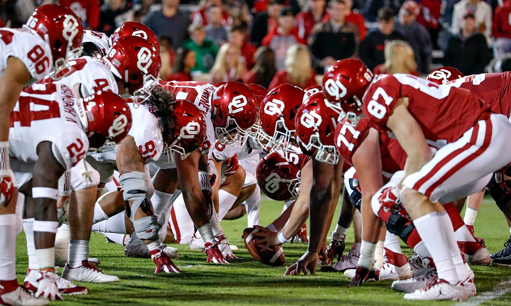Path To The College Football Playoff Oklahoma Sooners
