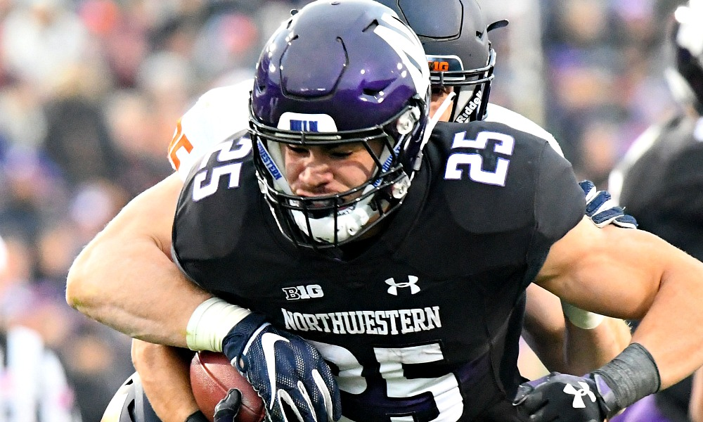 Maryland northwestern betting line betting bonus rollover