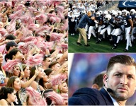 Cavalcade of Whimsy: Blaming Bama's Student Section, The Unsung Head Coach, Tebow Going Tebow