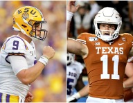 LSU vs. Texas Fearless Prediction, Game Preview