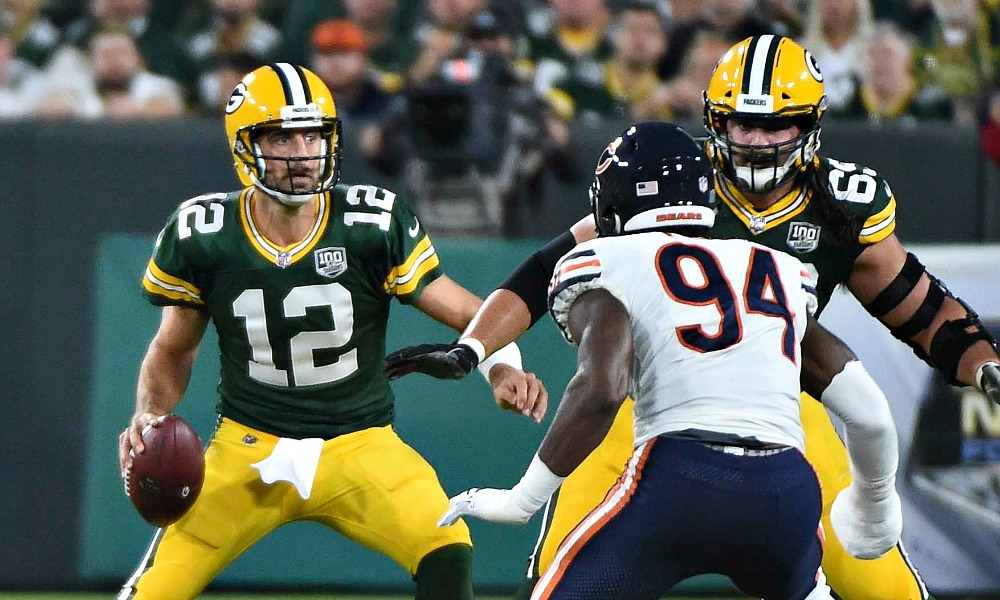 Chicago Bears Vs Green Bay Packers Prediction Game Preview