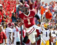College Football Playoff Chase: Who's Still In The Hunt After Week 8?