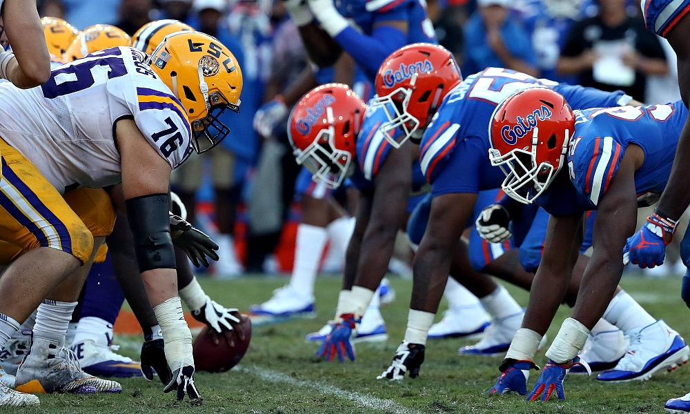 lsu florida line betting