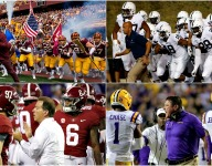 College Football Expert Picks, Predictions: Week 11, LSU vs. Alabama, Penn State vs. Minnesota