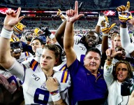 College Football Playoff Rankings: Second Week, November 12
