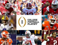 College Football Playoff Ranking All 24 Teams From 2014-2019