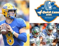 Pitt vs. Eastern Michigan: Quick Lane Bowl Fearless Prediction, Game Preview