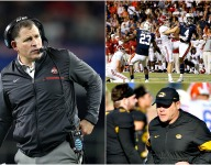 Cavalcade of Whimsy: Coaches Getting Fired, Alabama Historic Loss, Greg Schiano