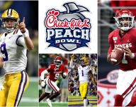LSU vs. Oklahoma: Chick-fil-A Peach Bowl Fearless Prediction, Game Preview
