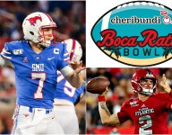 SMU vs. Florida Atlantic: Cheribundi Boca Raton Bowl Fearless Prediction, Game Preview