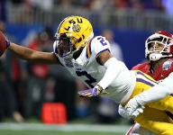 LSU vs. Oklahoma College Football Playoff: 5 Thoughts Peach Bowl Updates. 1st Quarter