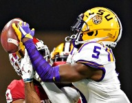 LSU vs. Oklahoma College Football Playoff: Peach Bowl Live Game Updates. 2nd Quarter