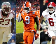 NFL Draft Underclassmen Early Entrants 2020: Who's Staying? Best Returning Pro Prospects