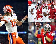 2020 College Football Rankings: January Top 25 First Guess