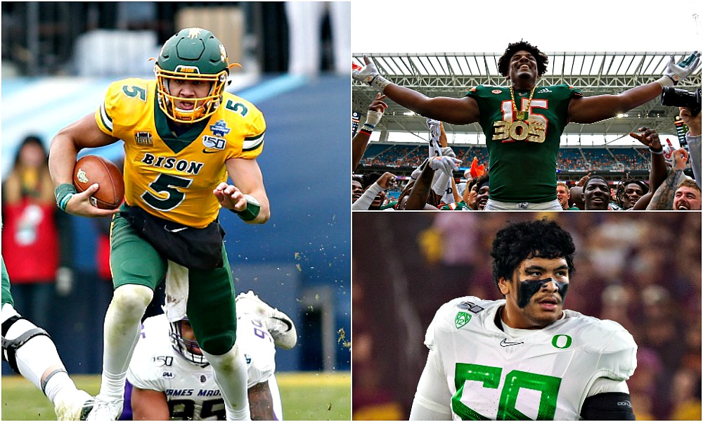 Best Qb In 2021 Draft 2021 NFL Draft: Top 32 Pro Prospects First Look