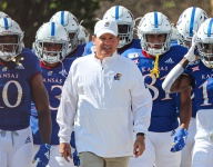 Les Miles Out As Kansas Head Football Coach