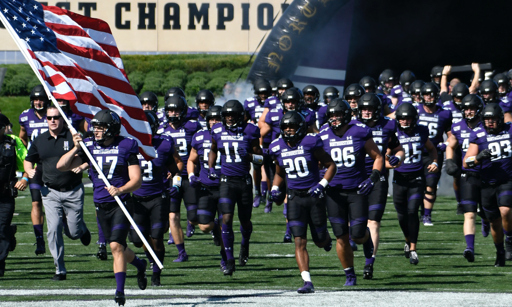 College Football News Preview Northwestern Wildcats