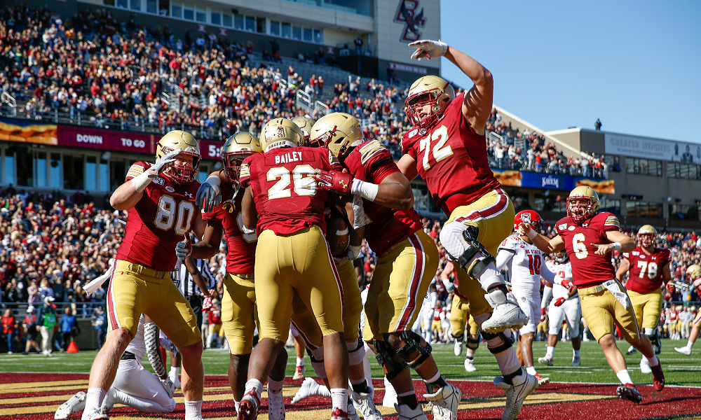 College Football News Preview 2020: Boston College Eagles