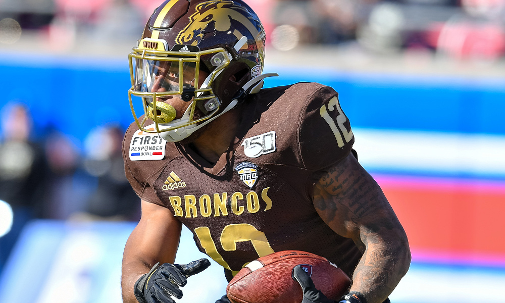 College Football News Preview 2020 Western Michigan Broncos