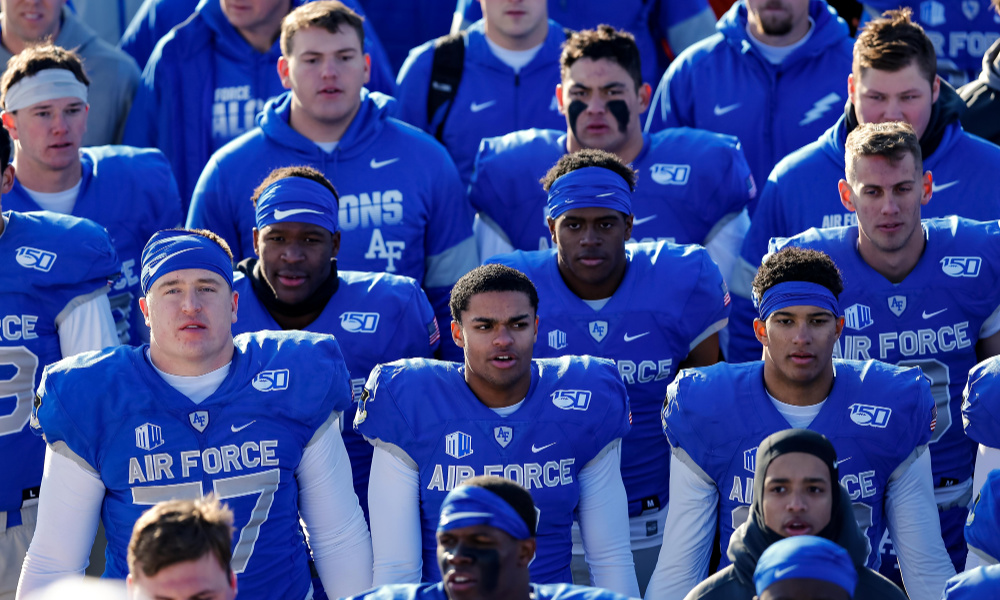 College Football News Preview 2020 Air Force Falcons