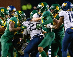 Baylor vs West Virginia Prediction, Game Preview